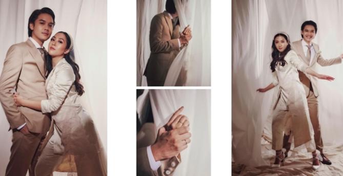 Vegas188 joker Intip 10 Detail Pernikahan Sherina Munaf-Baskara Mahendra. Manis dan Sakral Meski di Rumah Saja